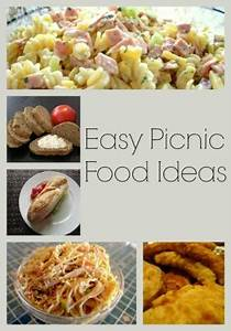 Easy Picnic Food Ideas to Enjoy in the Great Outdoors