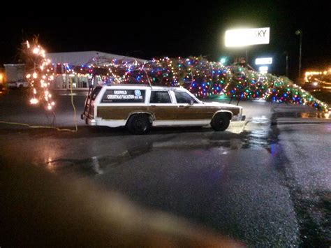 griswold car with christmas tree pics favourite photographic images page 1
