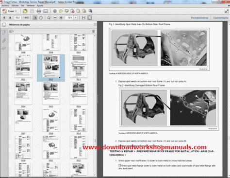 small engine repair manuals free download 2008 mercedes benz m class electronic throttle control smart car fortwo workshop service repair manual download