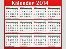 Kalender 2014 2 – Download 2019 Calendar Printable with