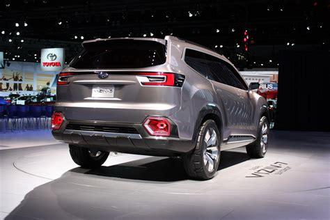 subaru viziv truck 2017 subaru viziv 7 suv concept picture 696326 car