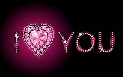 Dekstop Cinta Bergerak Wallpapers Glitter Valentine Backgrounds
