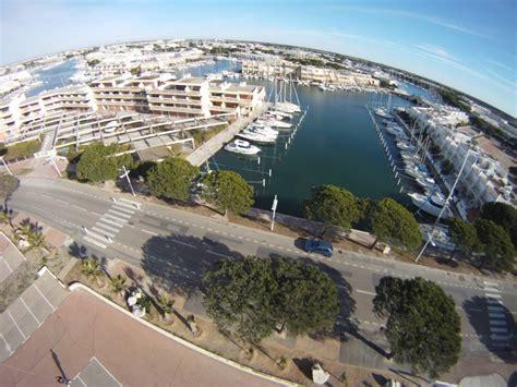 photo port camargue plage sud