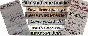 Sprüche Auf Holz : dekoschilder mit spr chen aus metall holz in verschieden gr en ~ Orissabook.com Haus und Dekorationen