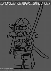Ninjago 9 Ausmalbild