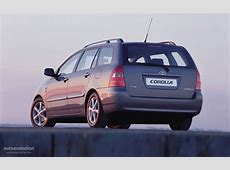 TOYOTA Corolla Wagon 2002, 2003, 2004 autoevolution
