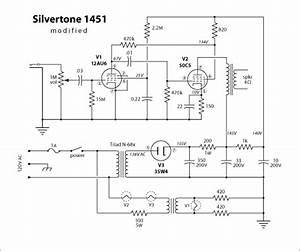 Silvertone 1451  Death Cap And More