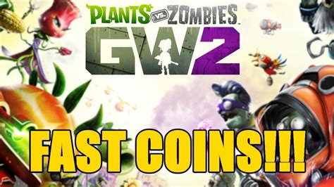 vs zombies garden warfare 2 earn coins and level plants vs zombies garden warfare 2 how to earn lots of Plants