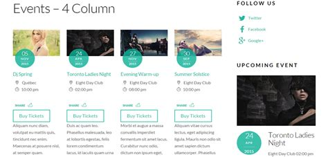 Continuous Scrolling Website Template by Music Premium Responsive Music Theme