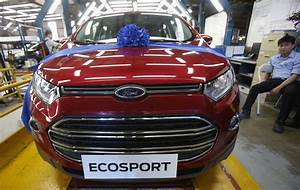 Made-in-india Cars Take Another Hit  Ford Ecosport Recalled In Australia