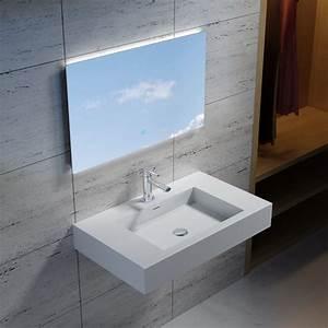 Mineralguss Waschbecken Reinigen : waschtisch k75 waschtische mineralguss ~ Lizthompson.info Haus und Dekorationen