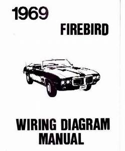 1969 Pontiac Firebird  U0026 Trans Am Wiring Diagrams
