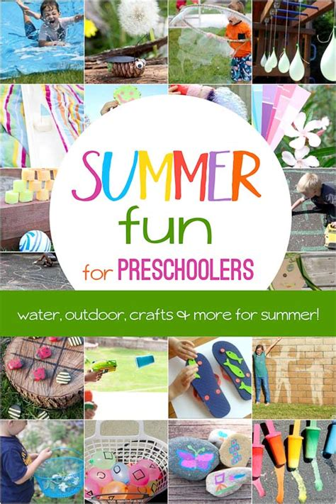 so much summer activities for preschoolers on 769 | summer activities for preschoolers 20160526