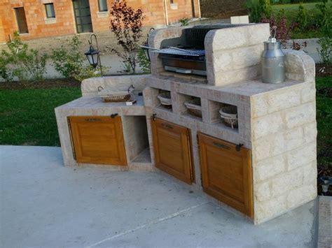 fabriquer sa cuisine en beton cellulaire cuisine d ete en beton cellulaire barbecue ou cuisine en
