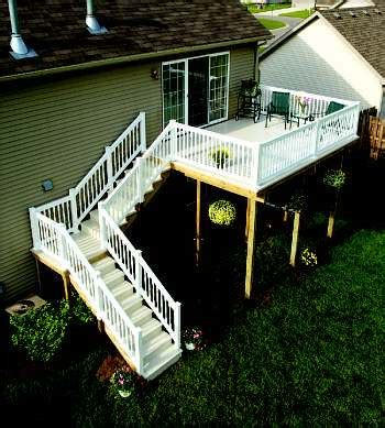 genovations decking and railing genova products vinyl decking materials low maintenance