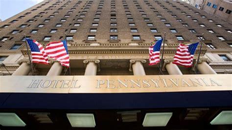 Hotel Pennsylvania to be renovated, not razed | Crain's ...