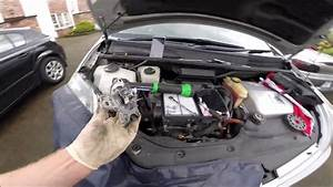 Toyota Prius 1 5 Hybryd  Engine Water Pump Replacement