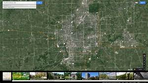 Rockford  Illinois Map