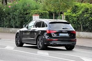 Avis Audi Q5 : essai q5 essai vid o audi q5 2017 le changement dans la continuit essai audi q5 2 0 tfsi 2017 ~ Melissatoandfro.com Idées de Décoration