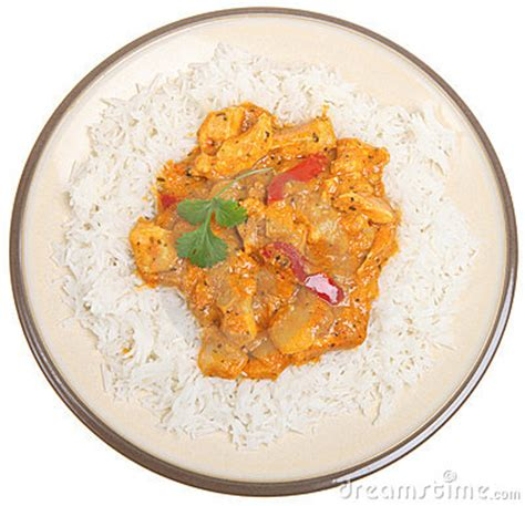 chicken curry rice stock photos image 15508383