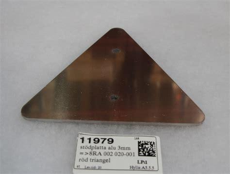 Limetecparts  11979 Stödplatta Alu 3mm =>8ra 002 020001