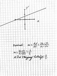 Schnittpunkte Von Funktionen Berechnen : funktion steigung berechnen und gerade zeichnen 1 1 2 0 wo ist der schnittpunkt ~ Themetempest.com Abrechnung