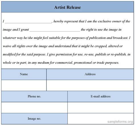 16310 artwork release form 2 form new model release form for