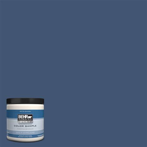 behr premium plus ultra 8 oz hdc cl 26 chlain blue