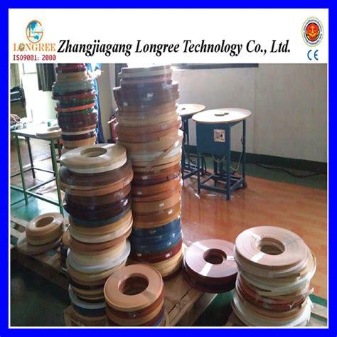 china pvc edge banding wood grain high glossy edgeband printing machine china pvc edge banding