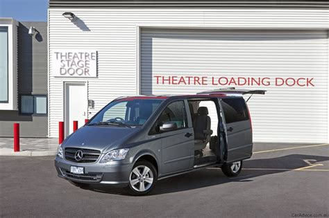 mercedes benz vito range launched  australia