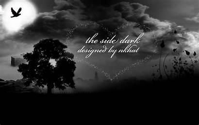 Dark Quotes Wallpapers Pc Desktop Deep Background