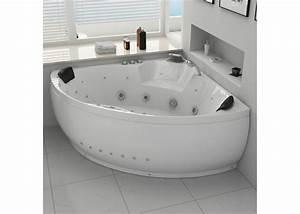 Baignoire Ilot Pas Cher : baignoire balneo ilot fabulous beautiful baignoire ilot ~ Premium-room.com Idées de Décoration