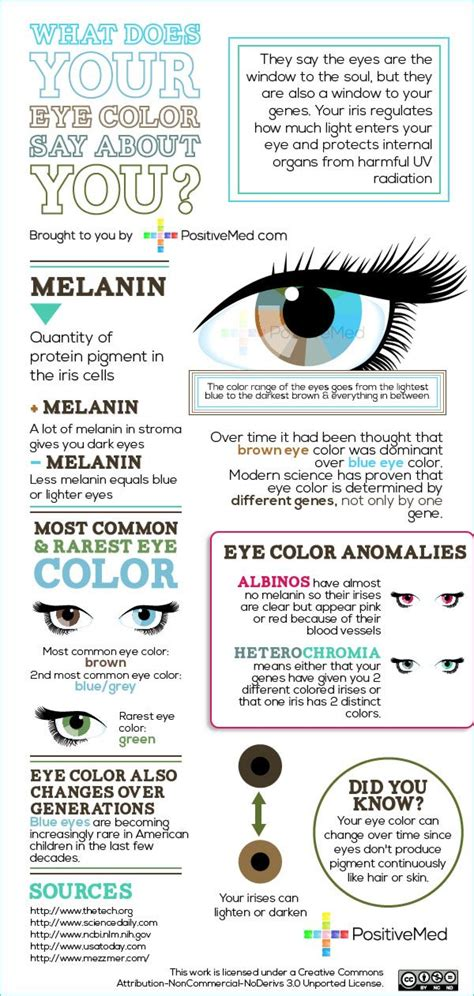 eye color facts what does your eye color say about you
