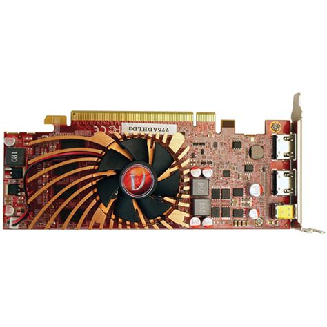 Top picks related reviews newsletter. VisionTek Radeon HD 7750 3M 4K UHD 3-Monitor Graphics Card