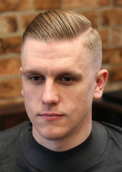 skin fade haircuts  men gentlemen hairstyles