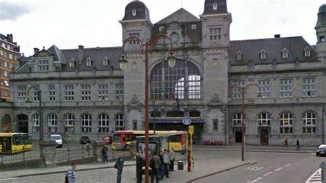 Un vaste projet d'aménagement de la gare de Verviers est à ...