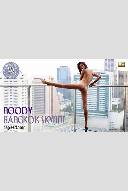 Noody Bangkok Skyline - Hegre.com