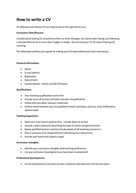 writing  cv easy templateswriting  resume cover letter