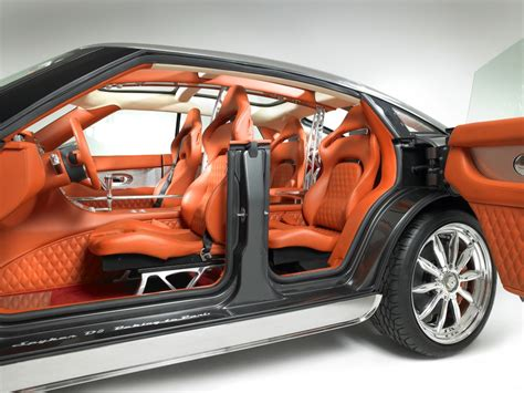 New Car Upholstery by In Terms Of Me Spyker Cars Quot For The Tenacious No Road