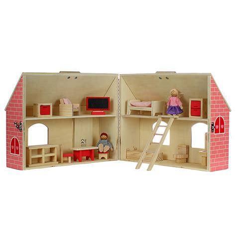 maison de poupee en bois maison de poup 233 e en bois 19 pi 232 ces maison fut 233 e