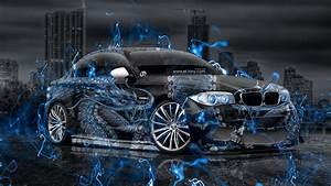 BMW M1 Tuning Dragon Aerography City Night Energy Car 2015