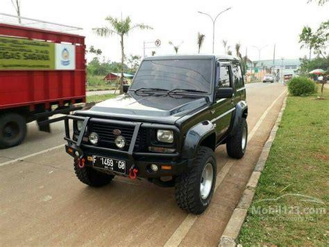 jual mobil daihatsu taft 1997 gt 2 8 di jawa barat manual suv hitam rp 125 000 000 4162448
