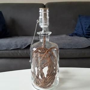 Lampenfassung Für Flaschen : upcycling glas flaschen lampe upcycling bottle lamp ~ Frokenaadalensverden.com Haus und Dekorationen