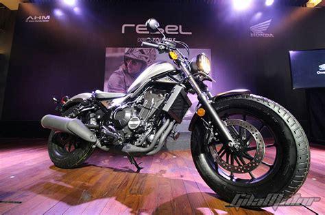 Gambar Motor Honda Cmx500 Rebel by Inilah Harga Honda Cmx500 Rebel Versi Indonesia Gilamotor