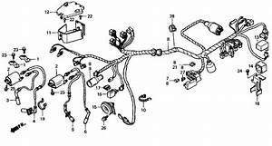 1994 Honda Shadow 1100 Wiring Diagram