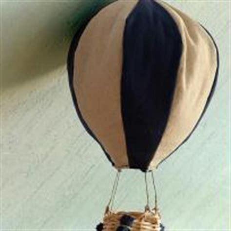 cr馥r sa chambre 3d création montgolfières en tissu et rotin à accrocher création chambre d 39 enfant de emmanuel3191 n 52 581 vue 3 579 fois
