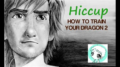 Hiccup / Harold (httyd 2 / Dragons 2) Speed Drawing