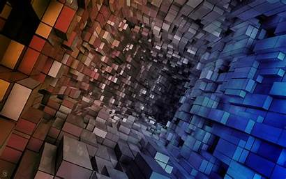 Wallpapers Square Rectangle Cubism Abstract Forms Backgrounds