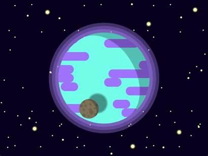 Flat Planet Loop Practice Dribbble Ae