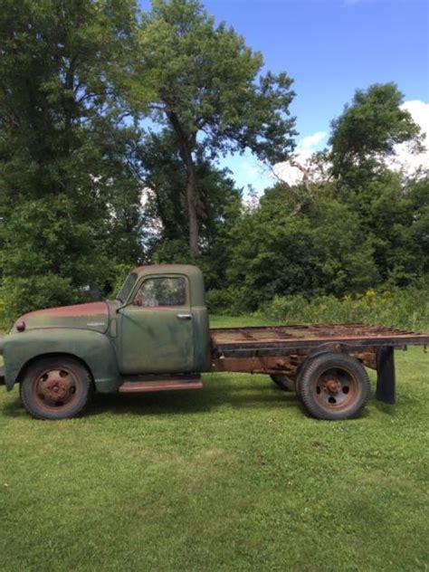 1949 chevy truck rat rod 1947 1948 1950 1951 1952 1953 gmc 3100 3600 3800 4100